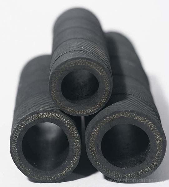 Рукав напорный резиновый с текстильным каркасом б 38 10 ту 38 605212 95